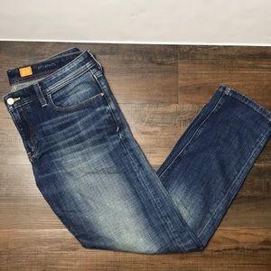 Pilcro and the Letterpress Hyphen Jeans Size 30